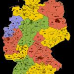 Vertriebsgebiet 76 - 79